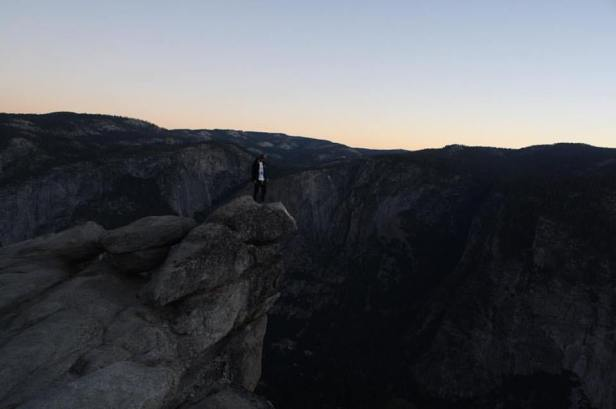 Glacier Point Crack of Dawn