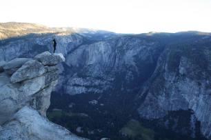 Yosemite Daylight Glacier Point